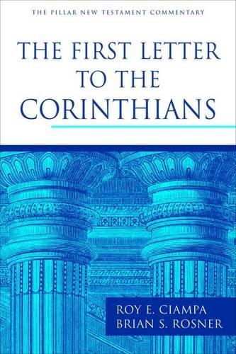 1 Corinthians (Pillar) (IVP)