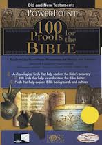100 Proofs for the Bible (CD Rom)