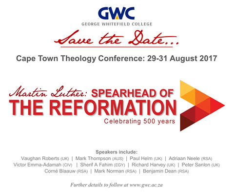 GWC Reformation Conference