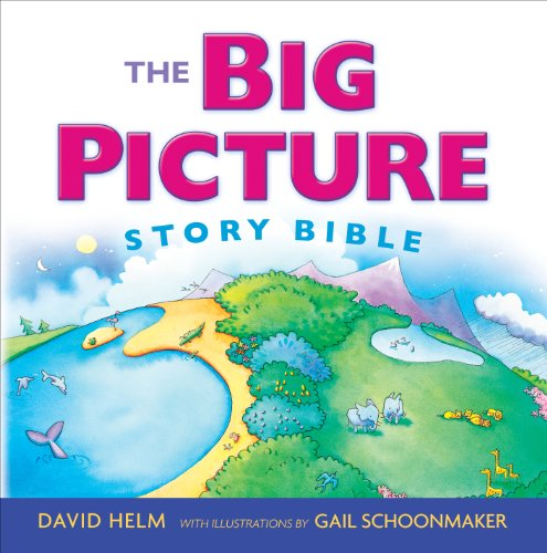 Big Picture Story Bible, The (PB)