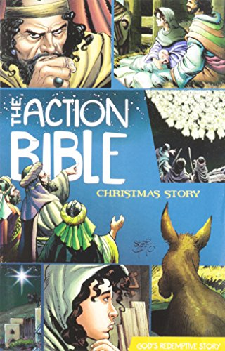 Action Bible Christmas Story 25-Pack