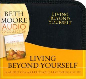 Living Beyond Yourself (Audio CD)