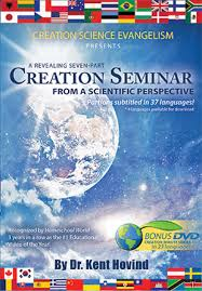 Creation Seminar (DVD)