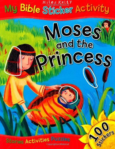 Moses and the Princess (Sticker Book)
