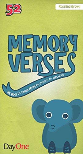52 Memory Verses
