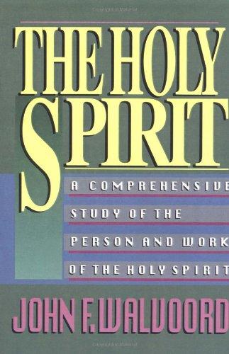 Holy Spirit, The (Walvoord)