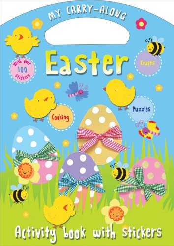 My Carry-Along Easter Activity Book