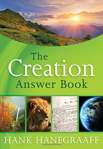 Creation Answer Book, The