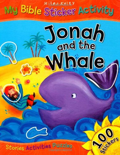 Jonah and the Whale (Sticker Book)