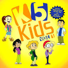K5 Kids (Vol 1) (CD)