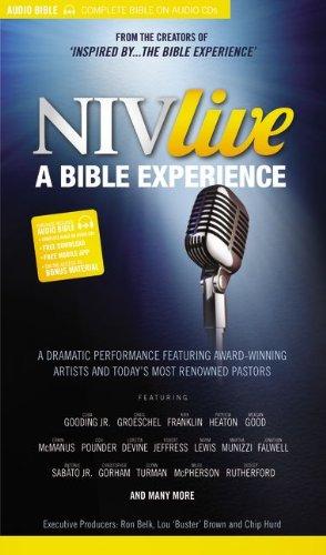 NIV Live Bible (Audio CD)