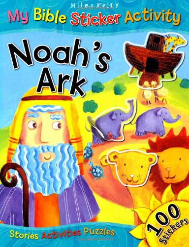Noah's Ark (Sticker Book)
