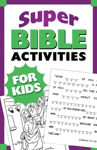 Super Bible Activities