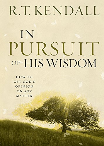 In Pursuit of His Wisdom (Charism)