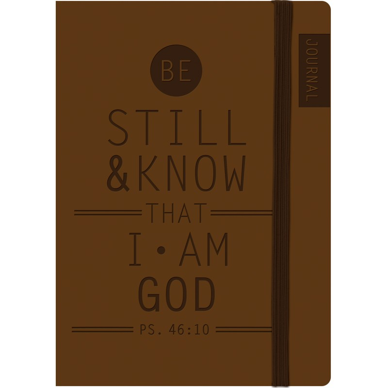 Journal - Be still and Know