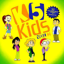K5 Kids (Vol 2) (CD)
