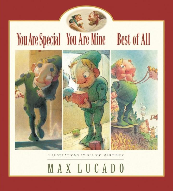 Max Lucado Omnibus