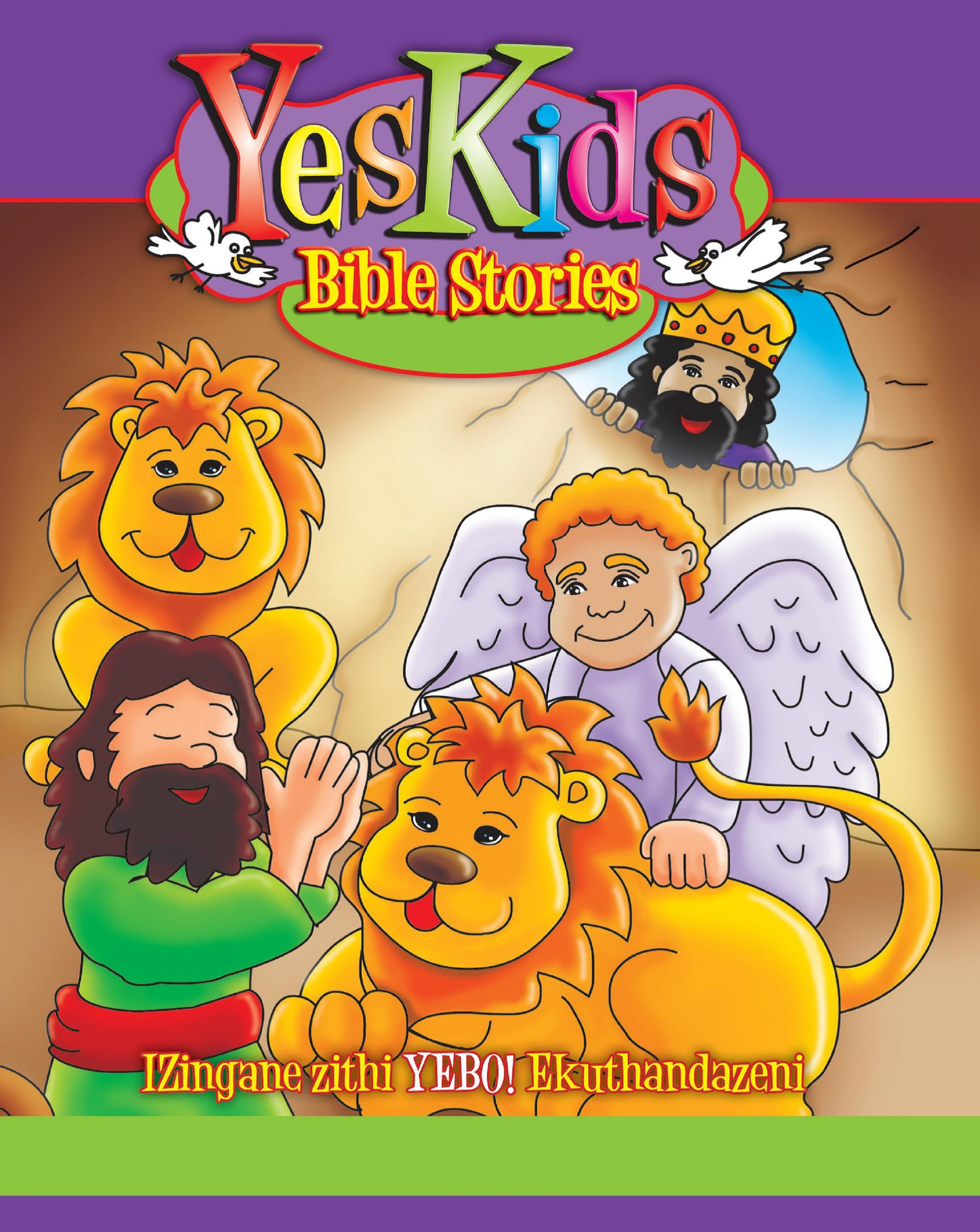 Yes Kids Bible Stories about Prayer (Zul