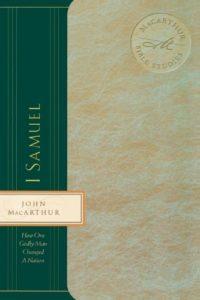 1 Samuel (MacArthur Bible Studies)