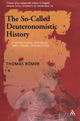 So-Called Deuteronomy History, The