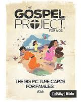 God Delivers (Big Picture Cards for Fami