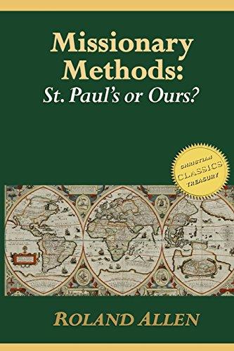 Missionary Methods (Christian Classics)