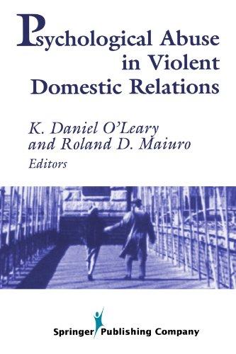 Psychological Abuse in Violent Domestic
