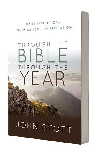 Through the Bible Through the Year (PB)