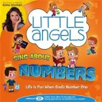 Little Angels Sing about Numbers (CD)