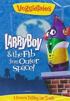 LarryBoy & the Fib from Outer Space (DVD