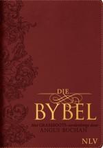 NLV Angus Buchan Bybel Burg Bnd Lthr