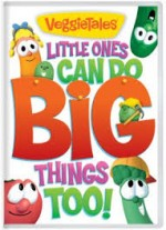 Little Ones can Do Big Things Too (DVD)
