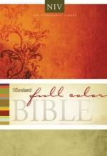 NIV Standard Full Color Bible (HC)