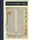 Gutenberg Bible, The
