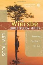 Leviticus (Wiersbe Bible Study)