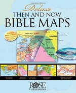 Then and Now Bible Maps (Incl CD-Rom)