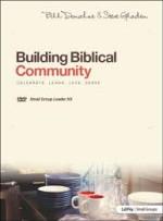 Building Biblical Community (DVD Set)
