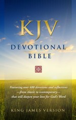 KJV Devotional Bible (HC)