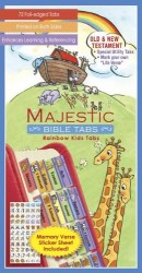 Majestic Bible Tabs for Kids