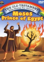 Moses Prince of Egypt (DVD)