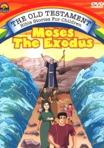 Moses The Exodus (DVD)