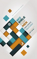 NIV Bible for Men (HC)