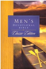 NIV Men's Devotional Bible Classic (HC)