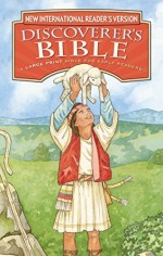 NIrV Discoverer's Bible Large Print (HC)