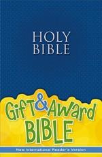 NIrV Gift & Award Bible for Kids Blu (PB)