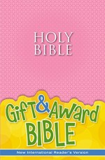 NIrV Gift & Award Bible for Kids Pnk (PB