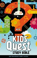 NIrV Kids' Quest Study Bible (HC)