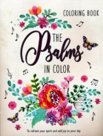 Psalms in Colour (Colouring Book)