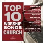 Top 10 Worship Songs- Church (CD)