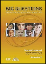 Big Questions (Teacher's Manual) (Sem 2)